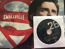 Smallville - Season 5, Disc 2 REPLACEMENT DISC (not full season)
