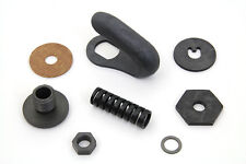 Upper steering damper kit Parkerized