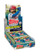 2020 Topps Update Series HOBBY BOX Baseball Factory Sealed IN HAND Free Shipping