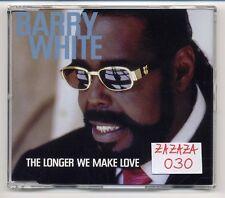 Barry White Maxi-CD the longer we make love - 3-tr. - Lisa Stansfield Chaka Khan