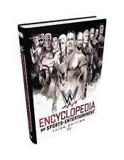 (Good)-WWE Encyclopedia Of Sports Entertainment, 3rd Edition (Hardcover)-Sulliva