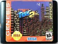 New Arrival Turtles in Streets of Rage 2 (2019)16 Bit Game Card For Sega Genesis
