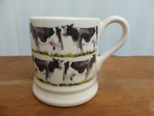"Emma Bridgewater Farm Animals ""Friesian Cow"" Half Pint Mug best quality"