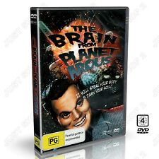 The Brain From Planet Arous (1957)  : New Sci-Fi DVD