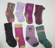 **£** 8 paires de chaussettes - 18 mois