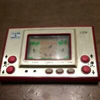 Nintendo Game & Watch LION Gold Series LN-08 LCD Wide Screen LSI from Japan FS