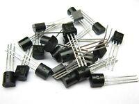 Lot de 2 Transistors 2N3819 Transistor NPN-FET TO92
