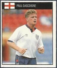 ORBIS 1990 WORLD CUP COLLECTION-#061-ENGLAND//WOLVERHAMPTON WANDERERS-STEVE BULL
