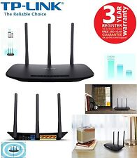 TP-LINK 450Mbps Wireless N Router Great Coverage TL-WR940N UK Plug