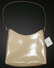 Liz Claiborne Money Talks Purse/Handbag/Shoulder Bag-Latte   NWT    $60.00