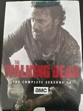 The Walking Dead - Season 1-4 (DVD)
