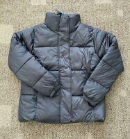 Women's Columbia Pioneer Summit Puffer Winter Jacket Coat Gray Size Large L