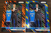 2018-19 Panini Prizm Melvin Frazier Jr SSP Tiger Stripe RC + Choice RC Magic!
