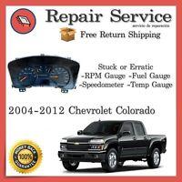✅ CLUSTER REPAIR Chevy Colorado 2004 04 2005 2006 2007 2008 2009 2010 2011 2012