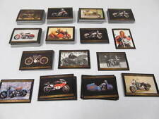 RARE Harley Davidson 100 + Various Collectors Cards {Series 2} Job Lot FREEPOST