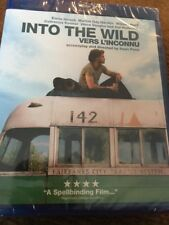 Into the Wild (Blu-ray) Factory Sealed FAST SHIPPING
