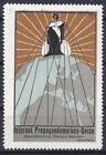 Vignette von der  Internationalen Propagandamarken Union