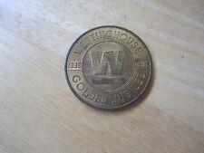 Westinghouse Golden Jubilee 1886-1936 New Standard of Refrigeration value Medal