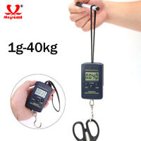 40kg/1g Mini Luggage Scale Digital Pocket Scale Portable Handheld Weighing Scale
