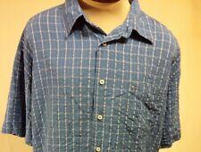 Tommy Hilfiger Short Sleeve Button Up Shirt XL