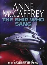 The Ship Who Sang: Fantasy,Anne McCaffrey