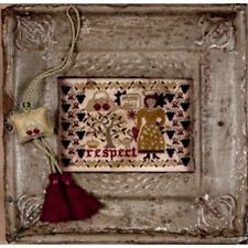 RESPECT SAMPLER KIT-CROSS STITCH-THE HEARTS CONTENT