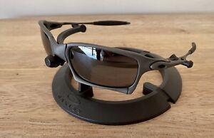 Oakley X Squared - X-Metal/Black Iridium Mens Sunglasses Rare