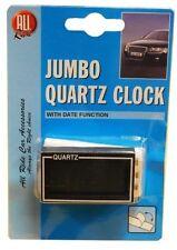 All Ride Jumbo Auto Adhesivo LCD Cuarzo Reloj con función de fecha