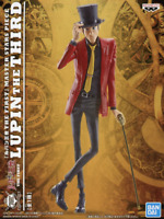 ☀ Lupin the Third the First Banpresto Master Stars Piece MSP Figure Figurine Jp☀