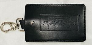 NEW Original Panavision Leather Luggage Bag Tag