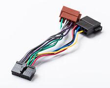 AEG ISO DIN Auto Radio Adapter Kabel ISO Stecker Adapterkabel Radioadapter