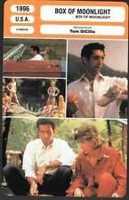 BOX OF MOONLIGHT - Turturro,Rocwell,DiCillo (Fiche Cinéma) 1996