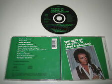 MERLE HAGGARD/THE BEST OF MERLE HAGGARD(CAPITOL/CDP 7 91254 2)CD ALBUM
