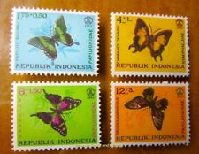 EBS Topicals 1963 Indonesia Butterflies IMG_8422
