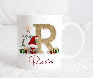 Personalised Gonk Gonks Kids Gold Dad Cup Mug Gift Novelty Christmas Present