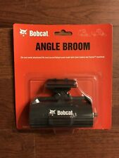 Bobcat Angle Broom Die Cast Collectible