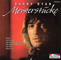 (CD) Barry Ryan – Meisterstücke - EloiseA, Love Is Love, Kitsch, The Hunt, u.a.