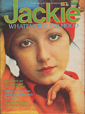 Jackie Magazine 19 February 1977 No.685   Paul Michael Glaser  Elton John  Child