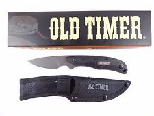 Schrade Old Timer Copperhead Series 2156OT Fixed Blade Skinner with Sheath