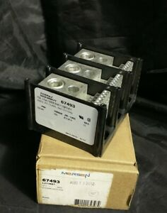 Mersen- Ferraz Shawmut 67493 Fuse Block 600V