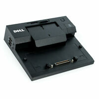 Dell Latitude PR03X E-Port Laptop Docking Station E4300 E5400 E6400 E6410 PW380