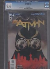 Batman 4 CGC 9.6 DC New 52