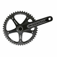 SRAM TruVativ Omnium 165mm 48T Black Track Crankset With GXP Bottom Bracket