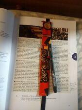 Ankara Book Mark With Pen Holder, A4