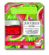 Bielenda mask WATERMELON &ALOE minerals, vitamins dry, dehydrated skin 12 applic
