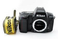【Excellent】Nikon F90X N90S 35mm SLR Film Camera Body w/Strap from Japan 653384