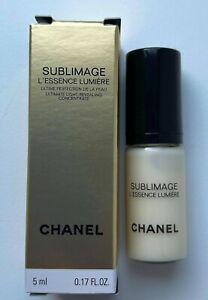 Chanel Sublimage L'ESSENCE LUMIERE 5 ML 0.17 FL OZ MINIATURE VIP GIFT