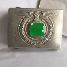 ww2 german belt buckle