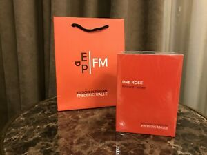 Frederic Malle UNE ROSE edouard flechier, 100ml (3.4 fl.oz.) NEW in Sealed box