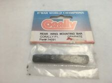 Corally Graphite Rear Wind Mounting Bar For Corally F1, GRP Part#74091